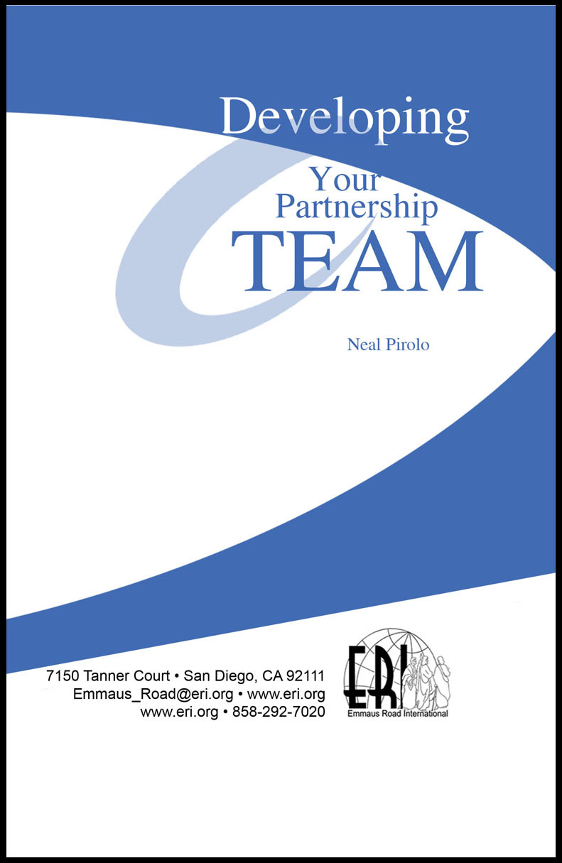 Developing Your Partnership Team CD cover